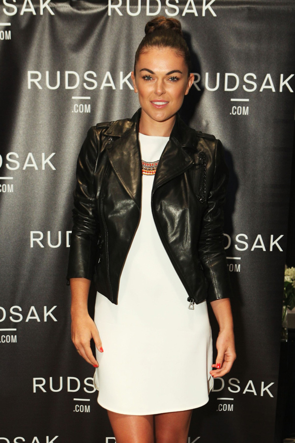 Serinda Swan at MTV Movie Awards Style Lounge
