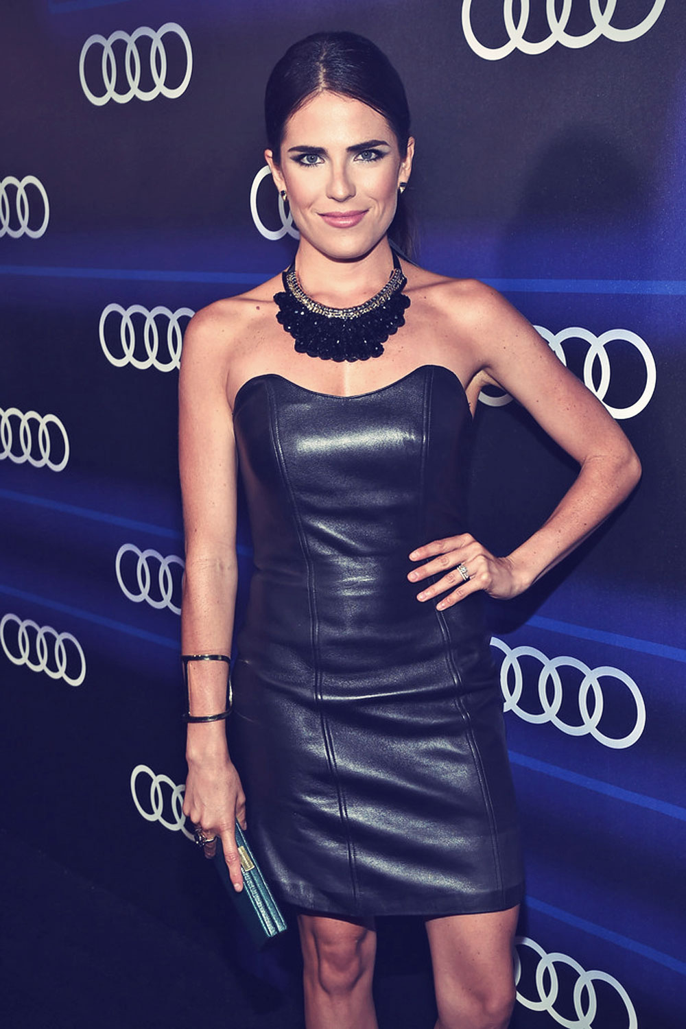 Karla Souza attends Audi's Celebration of Emmys Week 2014