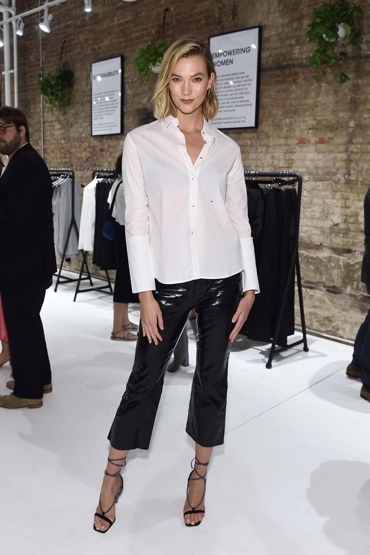 Karlie Kloss attends Misha Nonoo Pop-up Launch Event