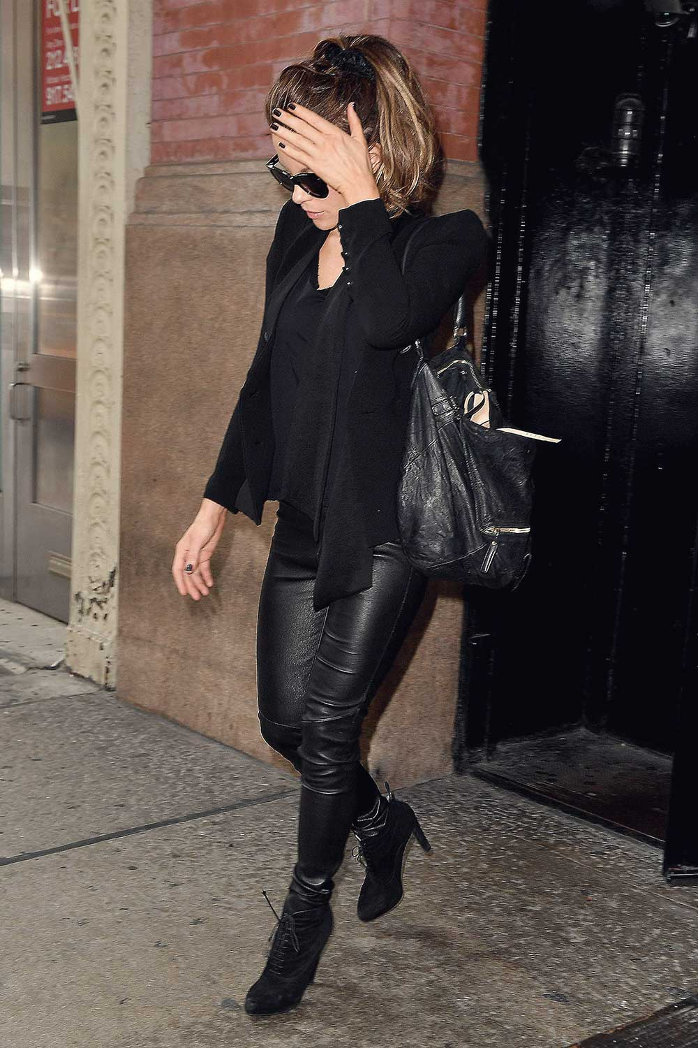 Kate Beckinsale out and about in New York