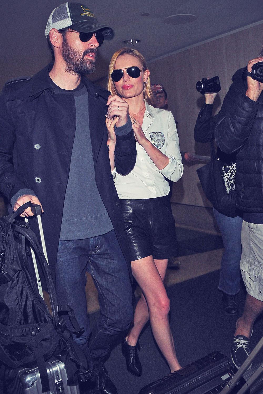 Kate Bosworth at LAX Airport