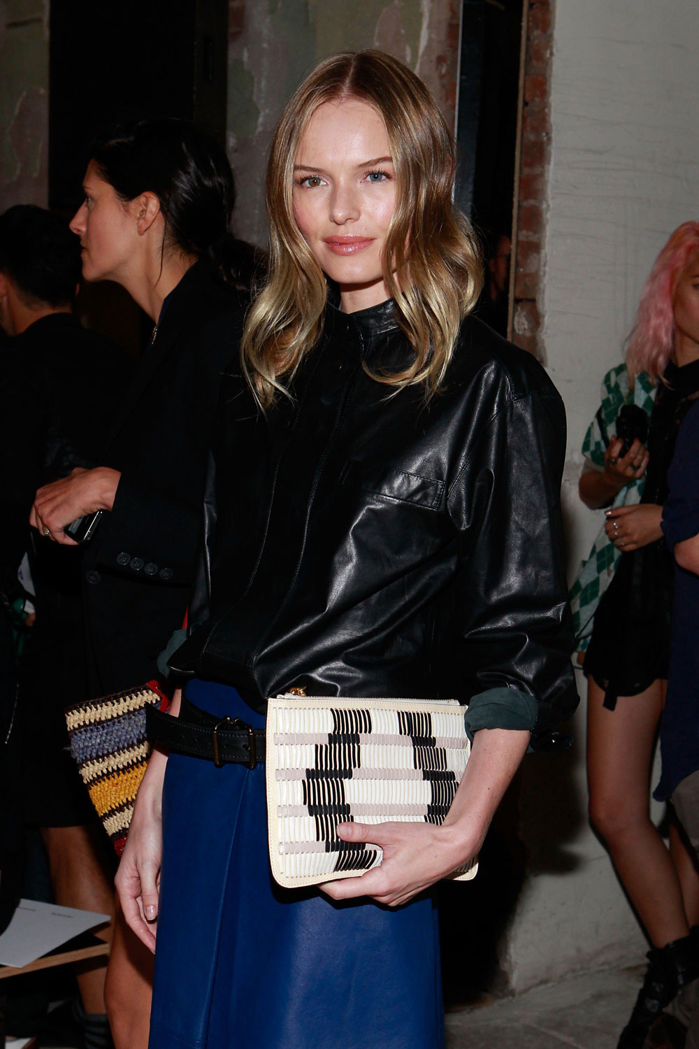 Kate Bosworth at Proenza Schouler Spring 2013 fashion show