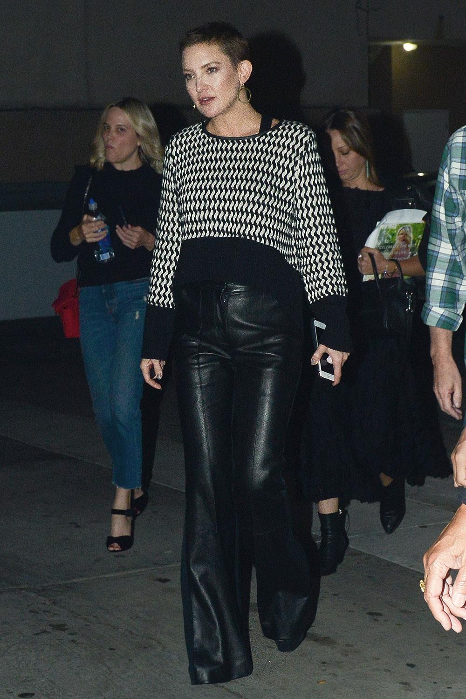 Kate Hudson attends Aero Theater in Santa Monica