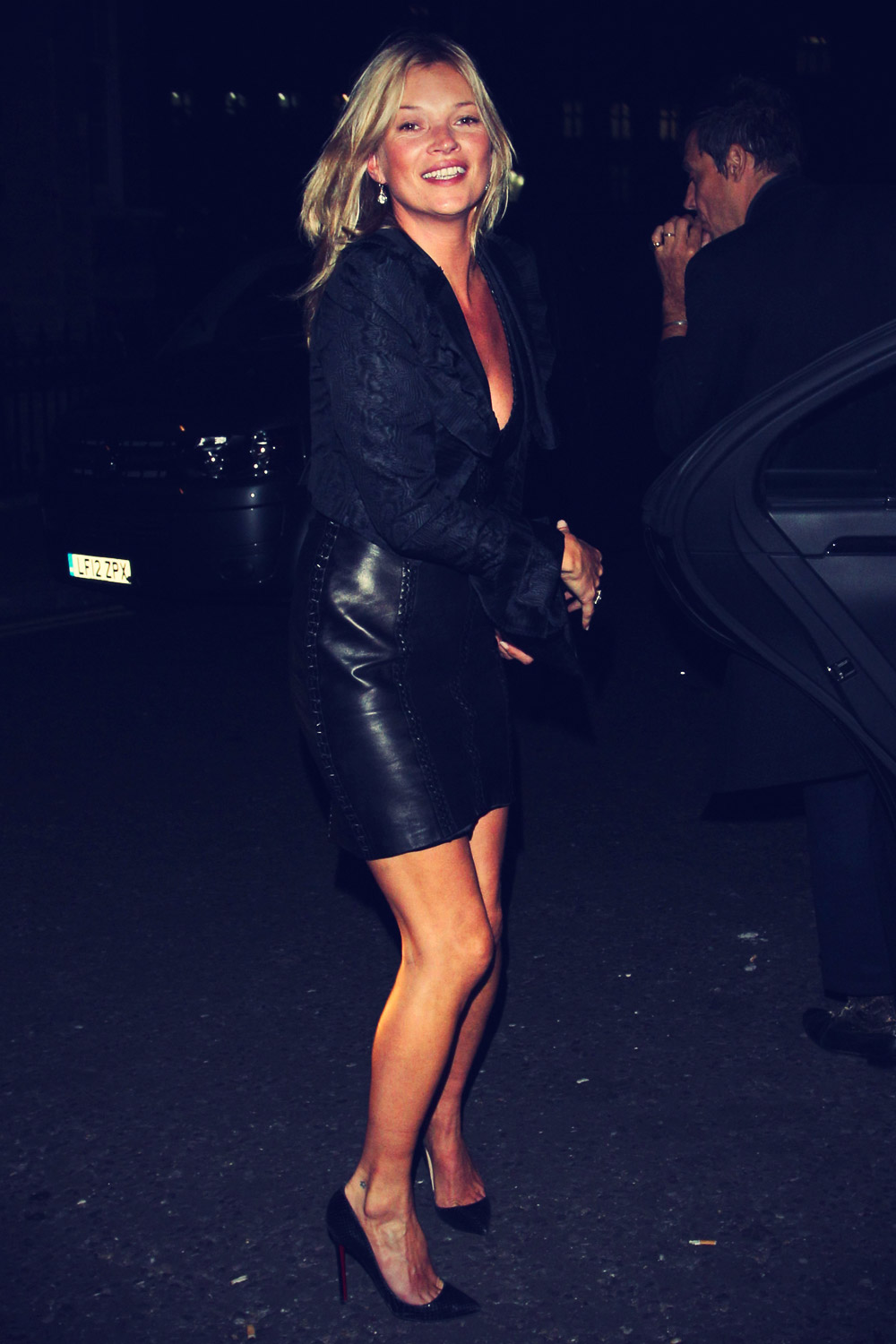 Kate Moss at the Royal Albert Hall