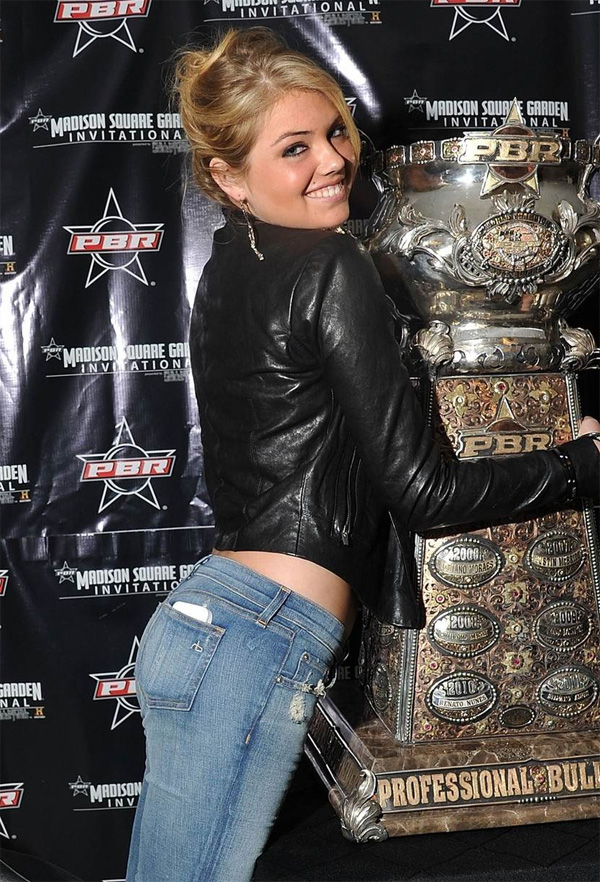 Kate Upton at 6th Annual Champions Of Professional Bull Riding Pre Party