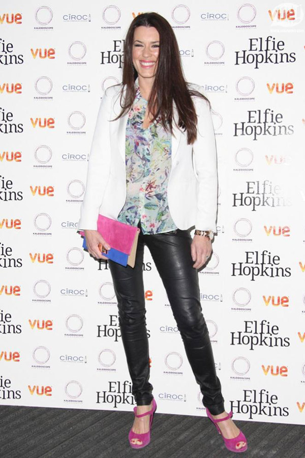 Kate Magowan leather pants