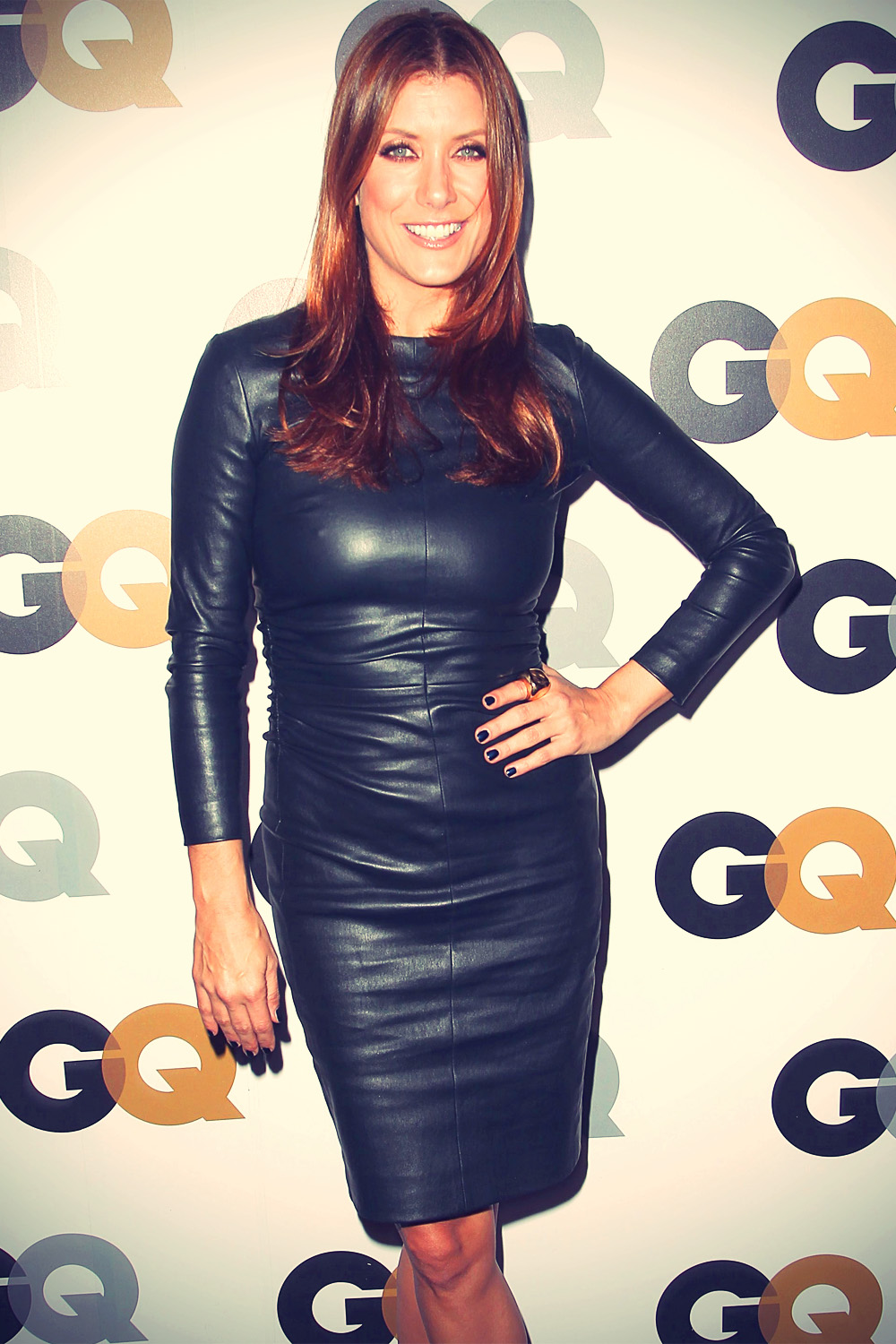 Kate Walsh at 2012 GQ Men of the Year Party