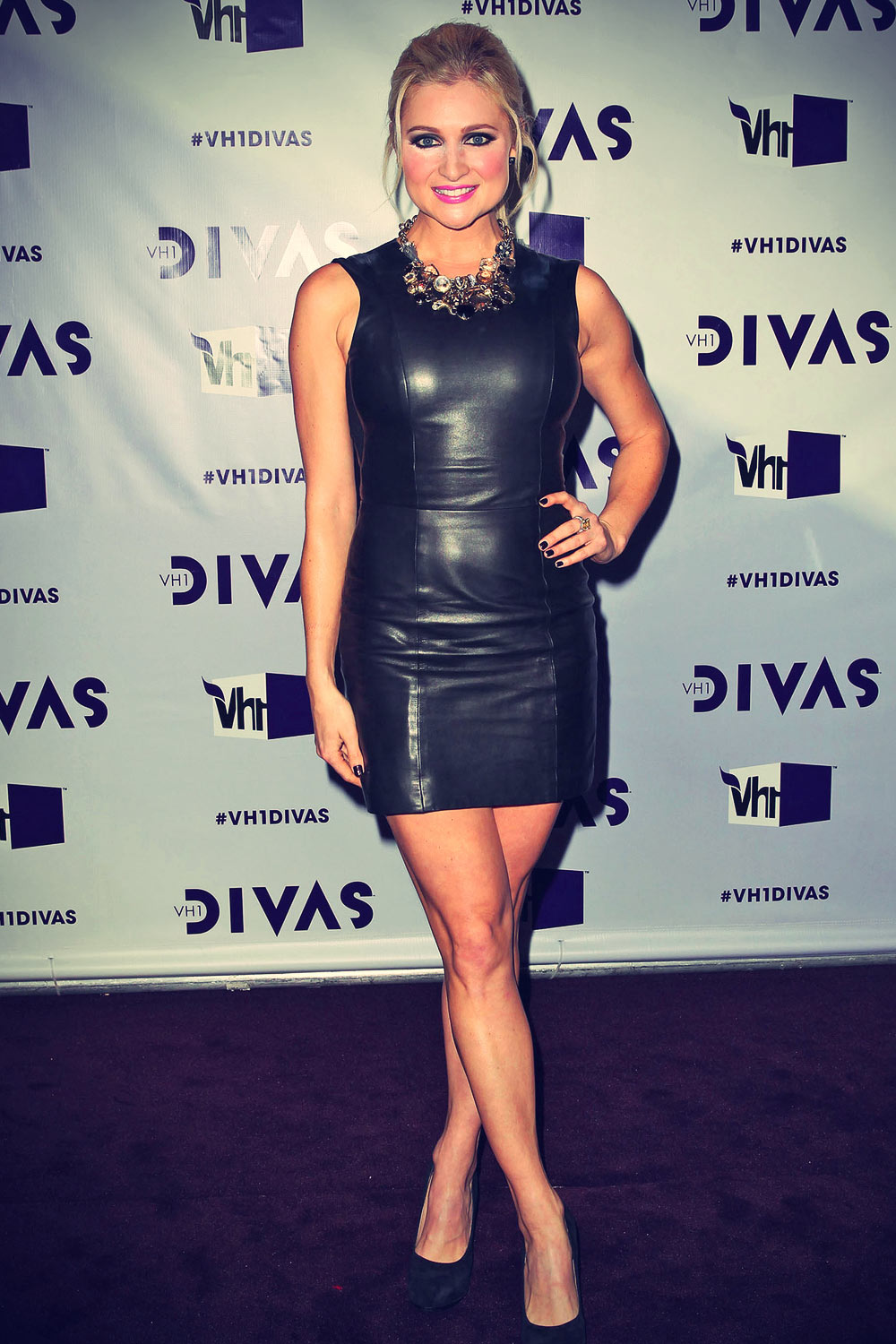 Katherine Bailess attend the VH1 Divas After Party To Benefit The VH1 Save The Music Foundation