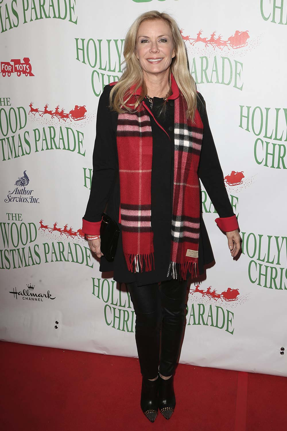 Katherine Kelly Lang attends 85th Annual Hollywood Christmas Parade