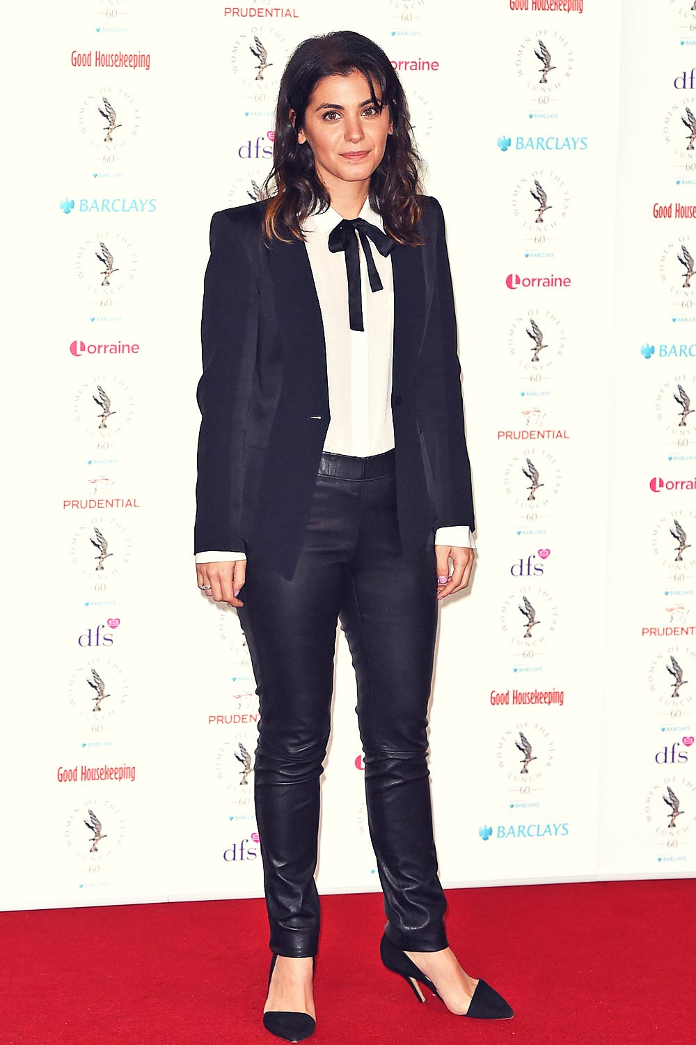 Katie Melua attends Women of the Year lunch and awards