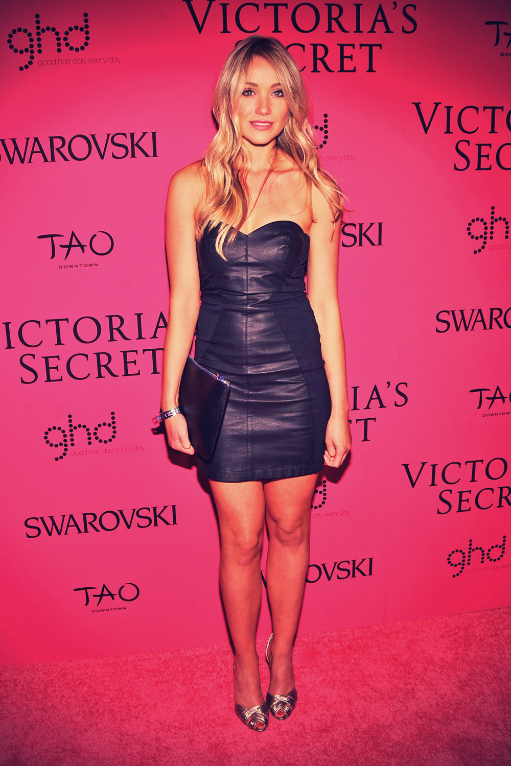 Katrina Bowden at 2013 Victoria's Secret Fashion Show After Party