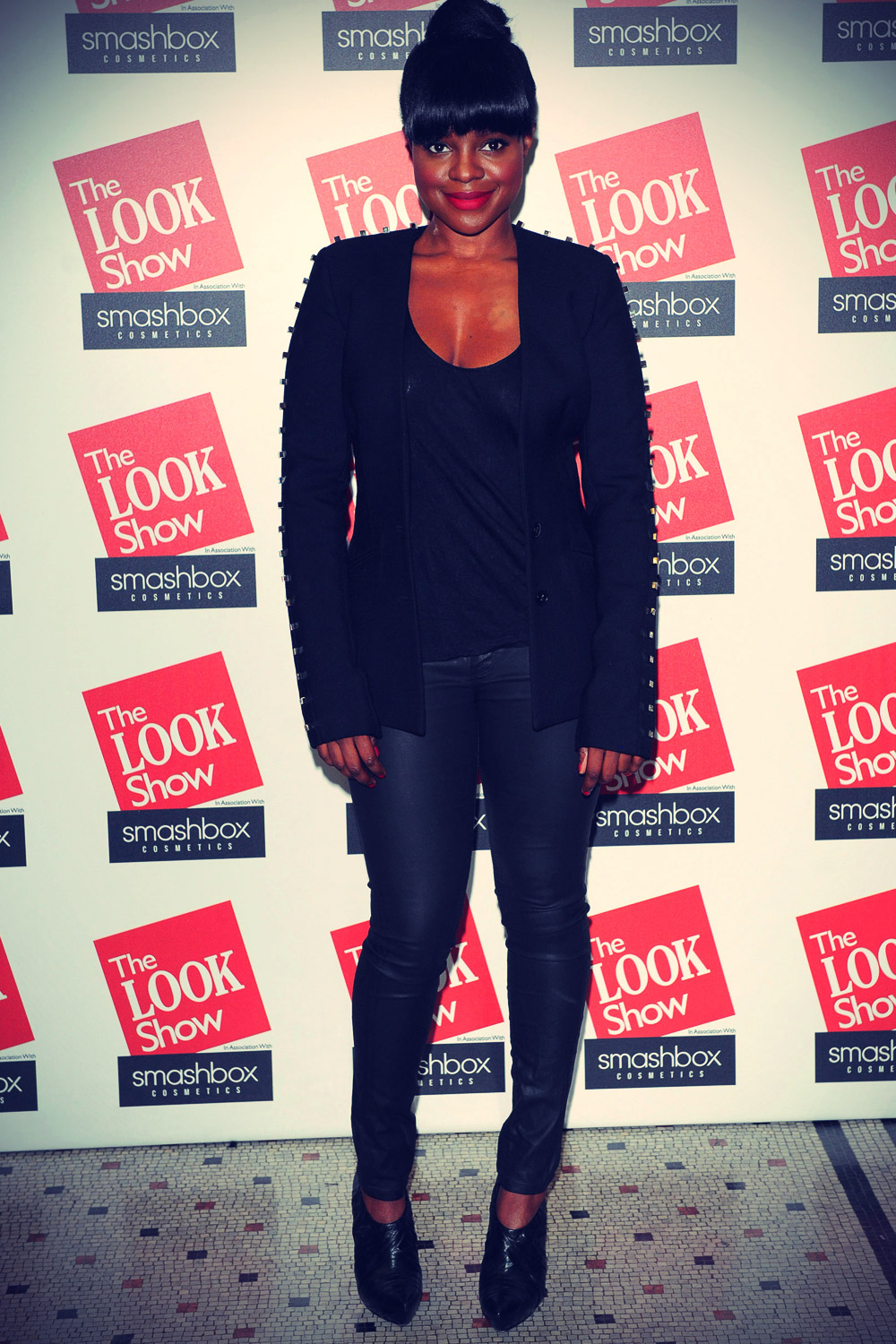 Keisha Buchanan Look Fashion Show
