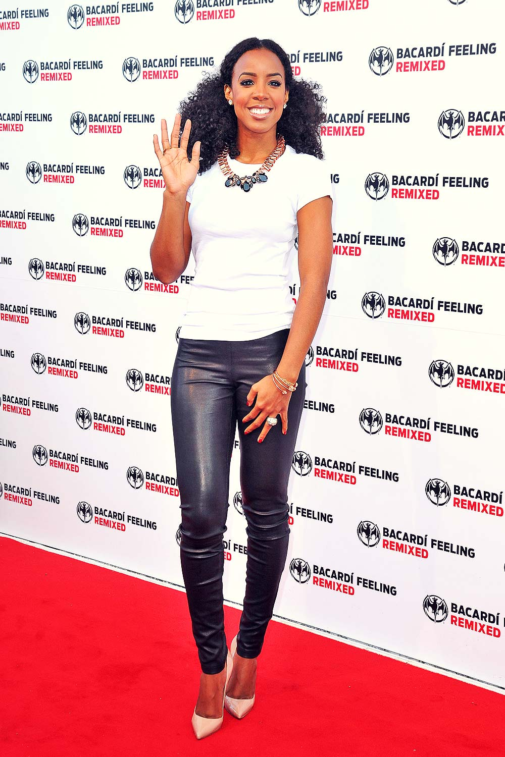 Kelly Rowland attends ICE Album Release Party