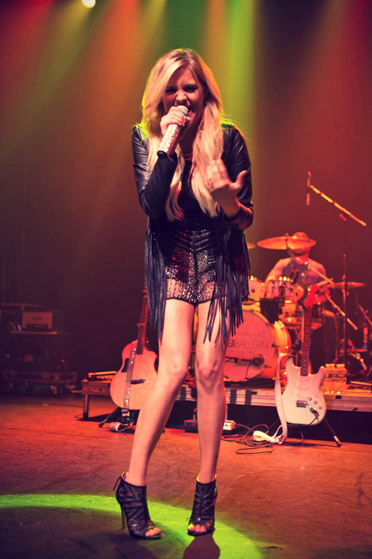 Kelsea Ballerini performs in concert at Gramercy Theatre