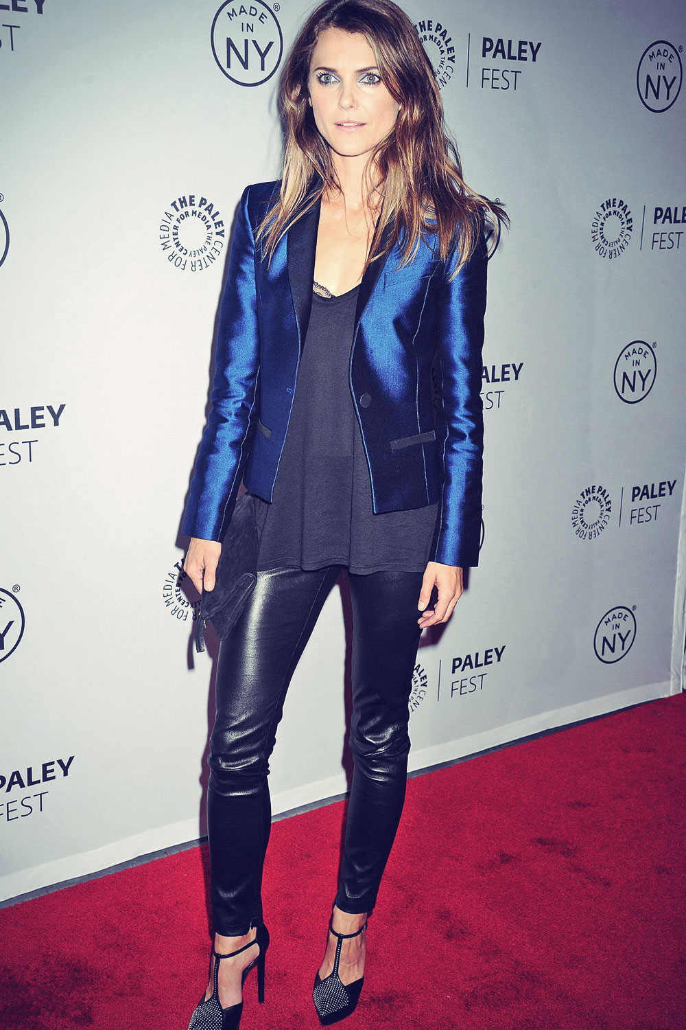 Keri Russell attends 2013 PaleyFest Made In New York The Americans