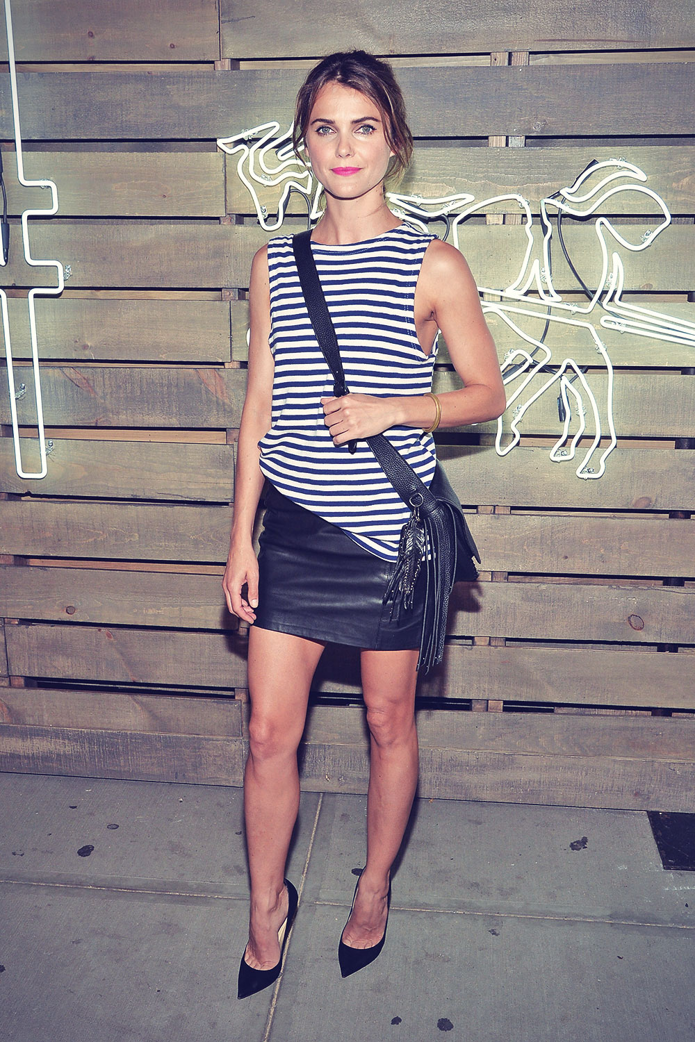 Keri Russell attends 2014 Coach Summer Party