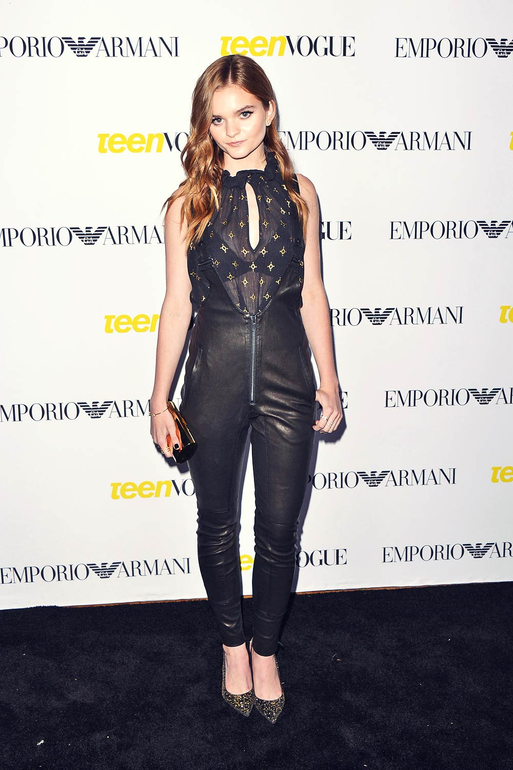 Kerris Dorsey attends Teen Vogue's 13th Annual Young Hollywood Issue Launch Party