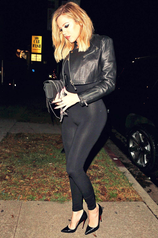 Khloe Kardashian at The Nice Guy