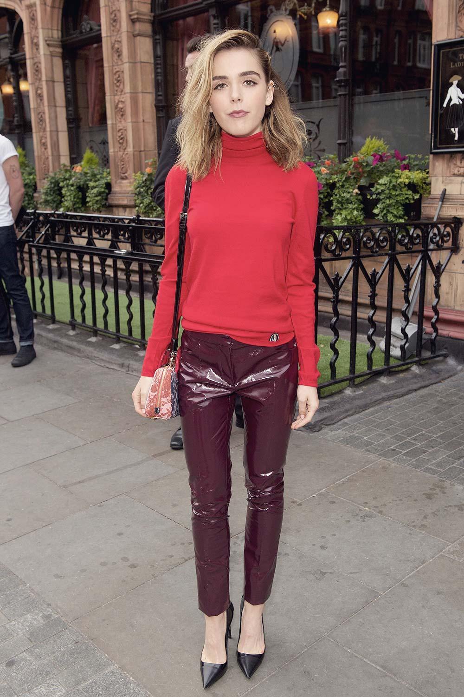 Kiernan Shipka attends Lady Dior Party