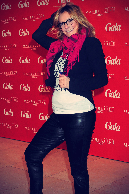 Kim Fischer at Gala Fashion Brunch
