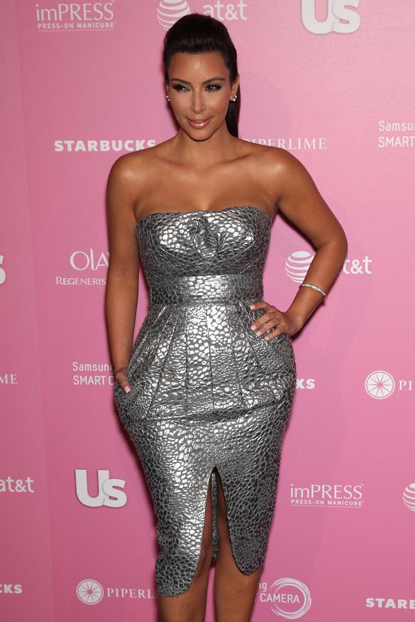 Kim Kardashian at Hot Hollywood Style