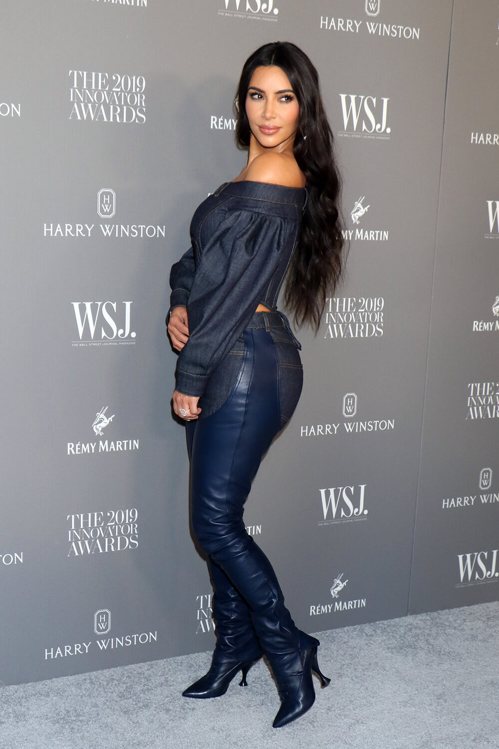 Kim Kardashian attends WSJ. Magazine 2019 Innovator Awards