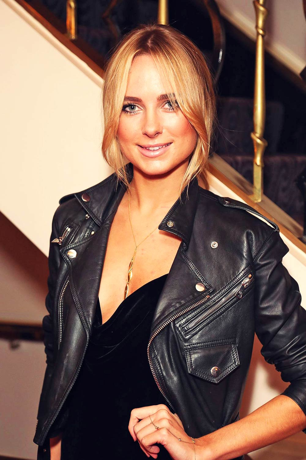 Kimberley Garner attends Quintessentially Foundation's 5th annual Poker Night