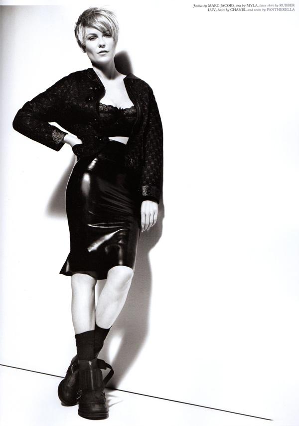 Kirsten Dunst Wonderland Magazine