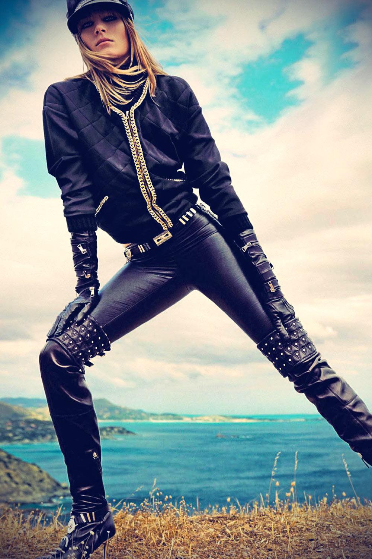 Kori Richardson Second Skin for Glamour