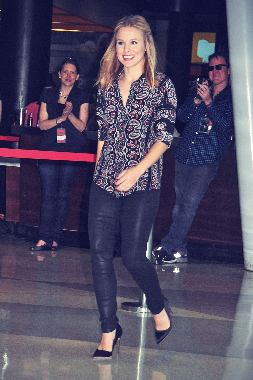 Kristen Bell attends 2014 CMT Music Awards Press Conference