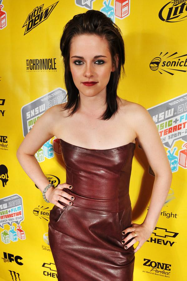 Kristen Stewart at SXSW Festival in Austin