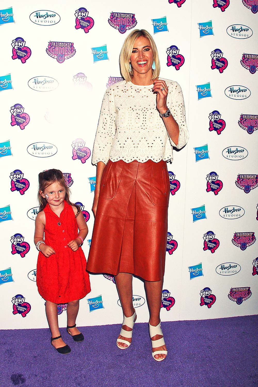 "Kristen Taekman attends the ""My Little Pony Equestria Girls Friendship Games "" New York Premiere"