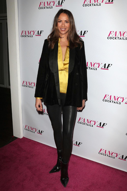 Kristen Doute attends Fancy AF Cocktails