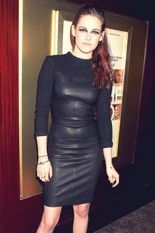 Kristen Stewart attends On The Road screening