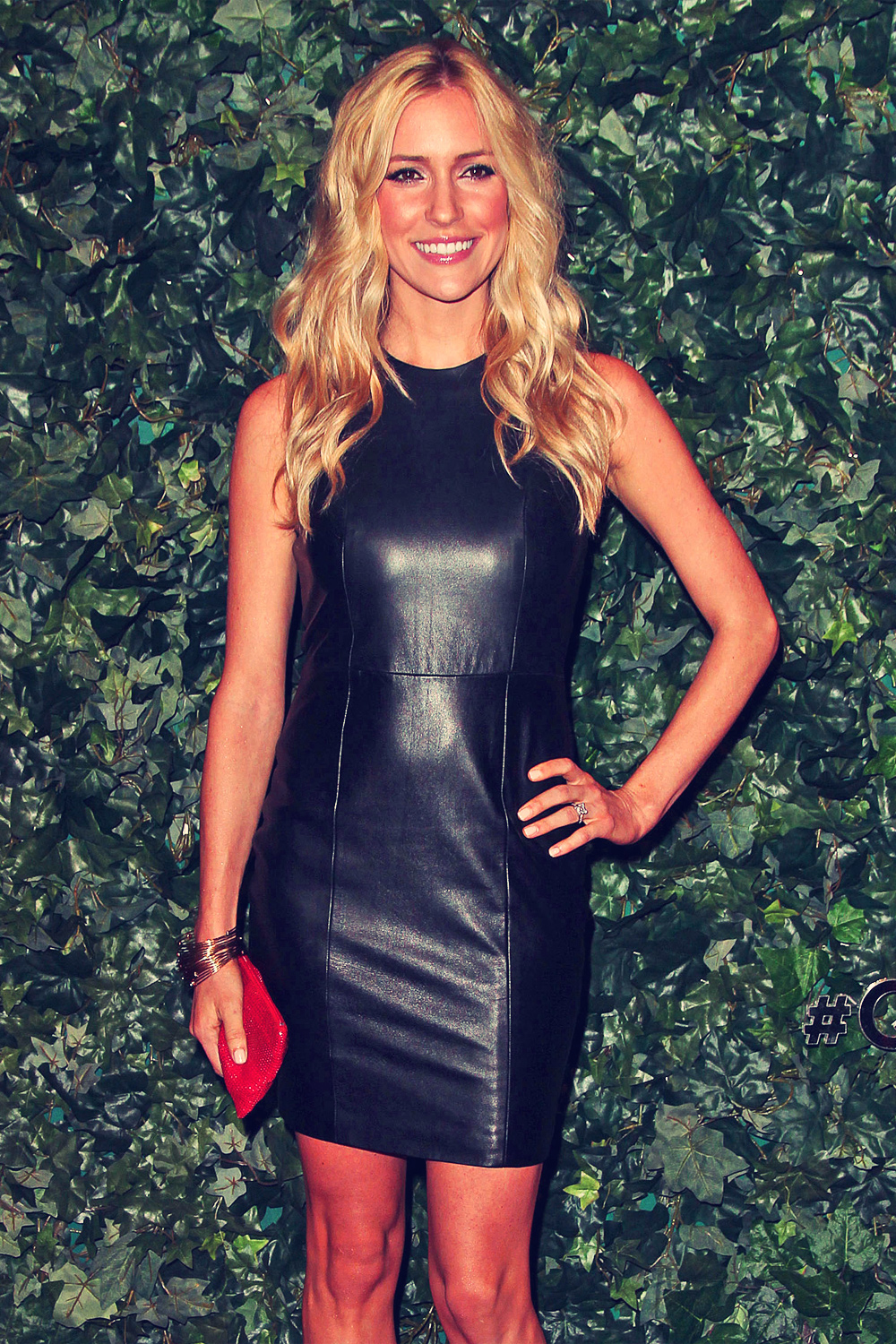 Kristin Cavallari attends the QVC Red Carpet Style Party
