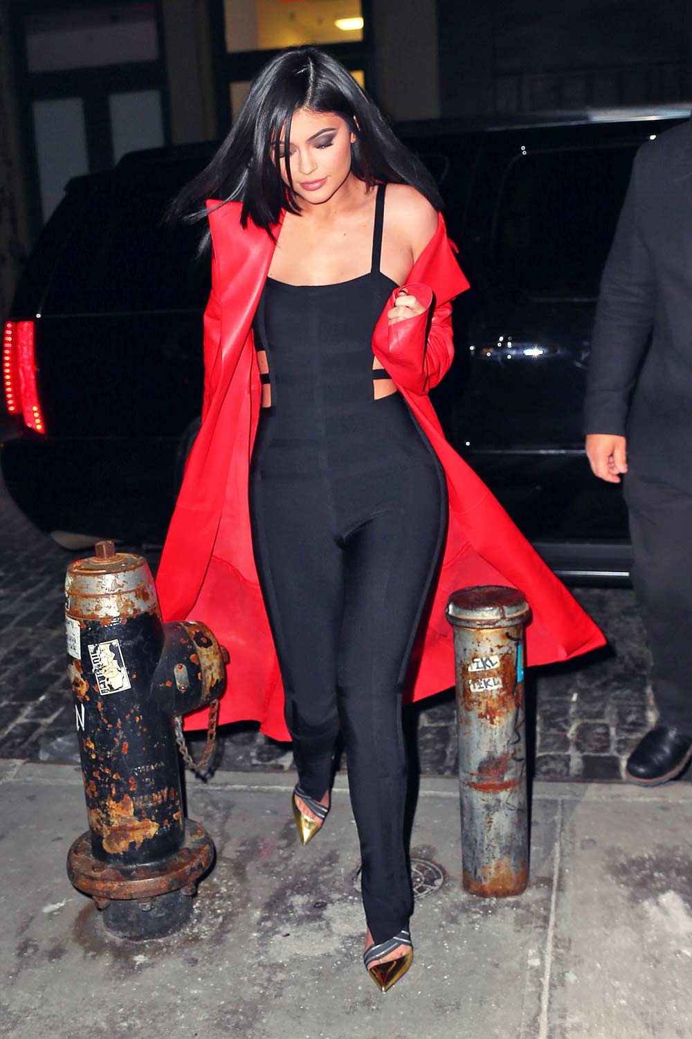 Kylie Jenner out & about in NYC