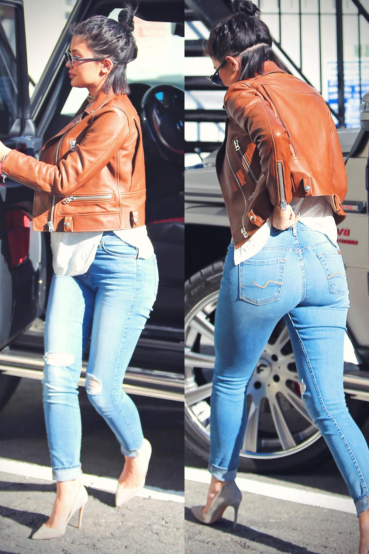 Kylie Jenner LA candids