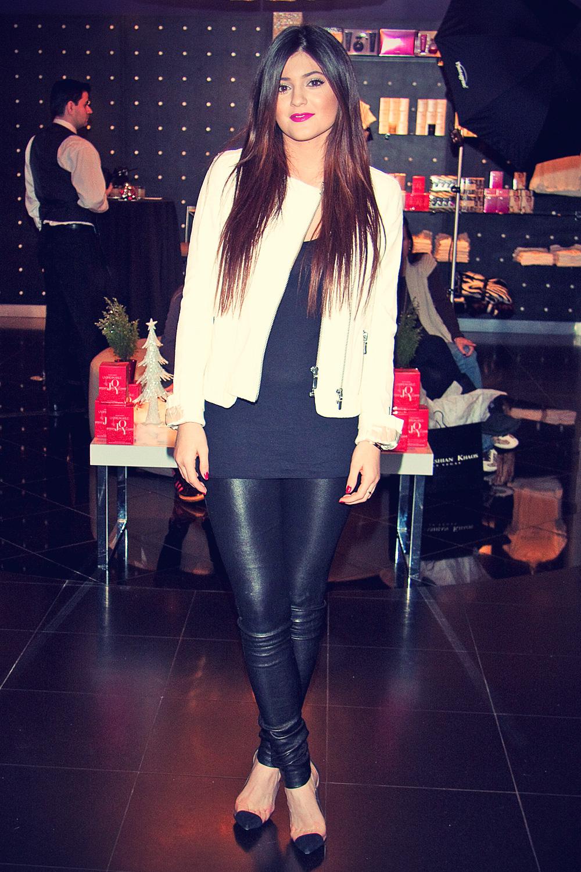 Kylie Jenner appear at Kardashian Khaos