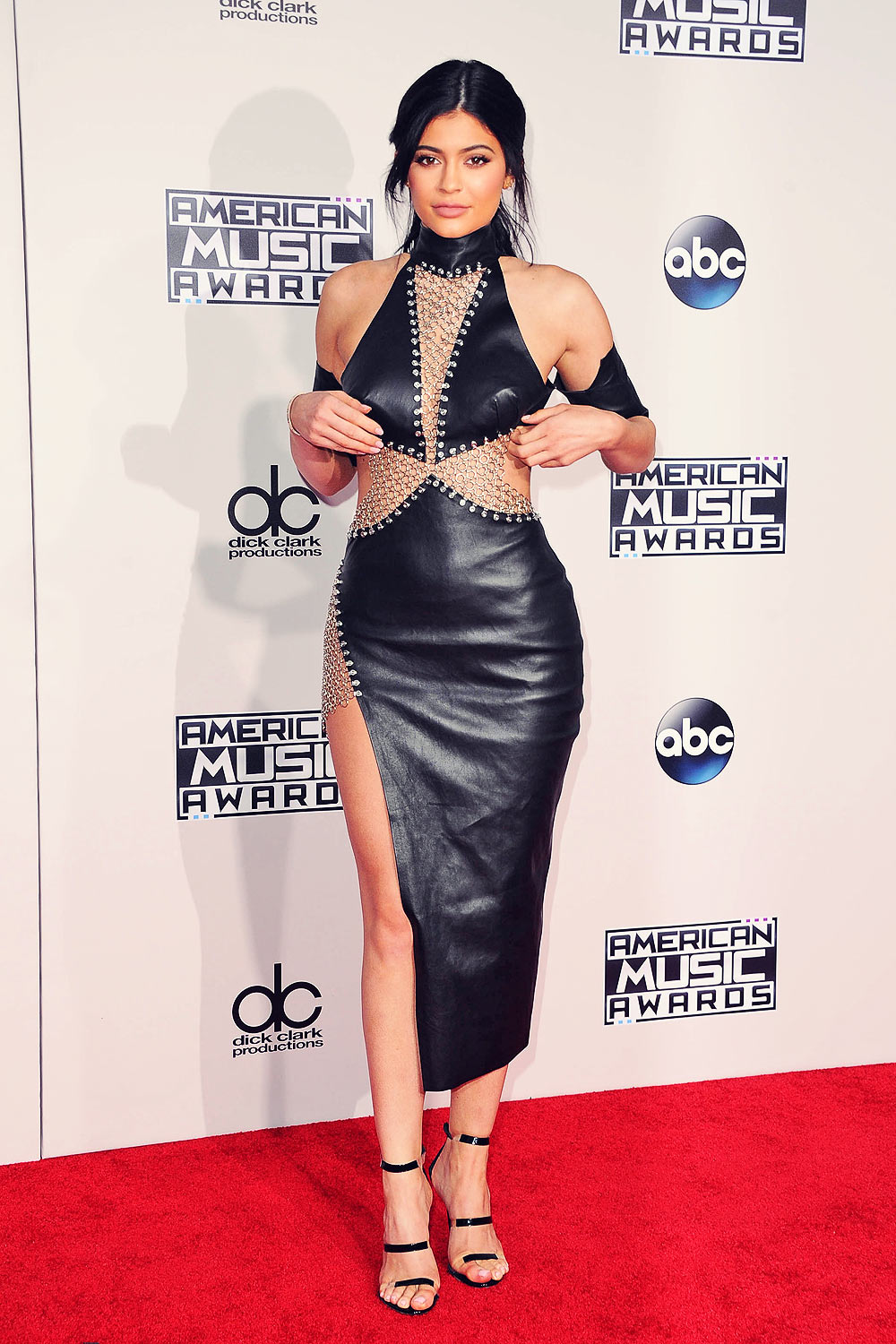 Kylie Jenner attends 43rd American Music Awards