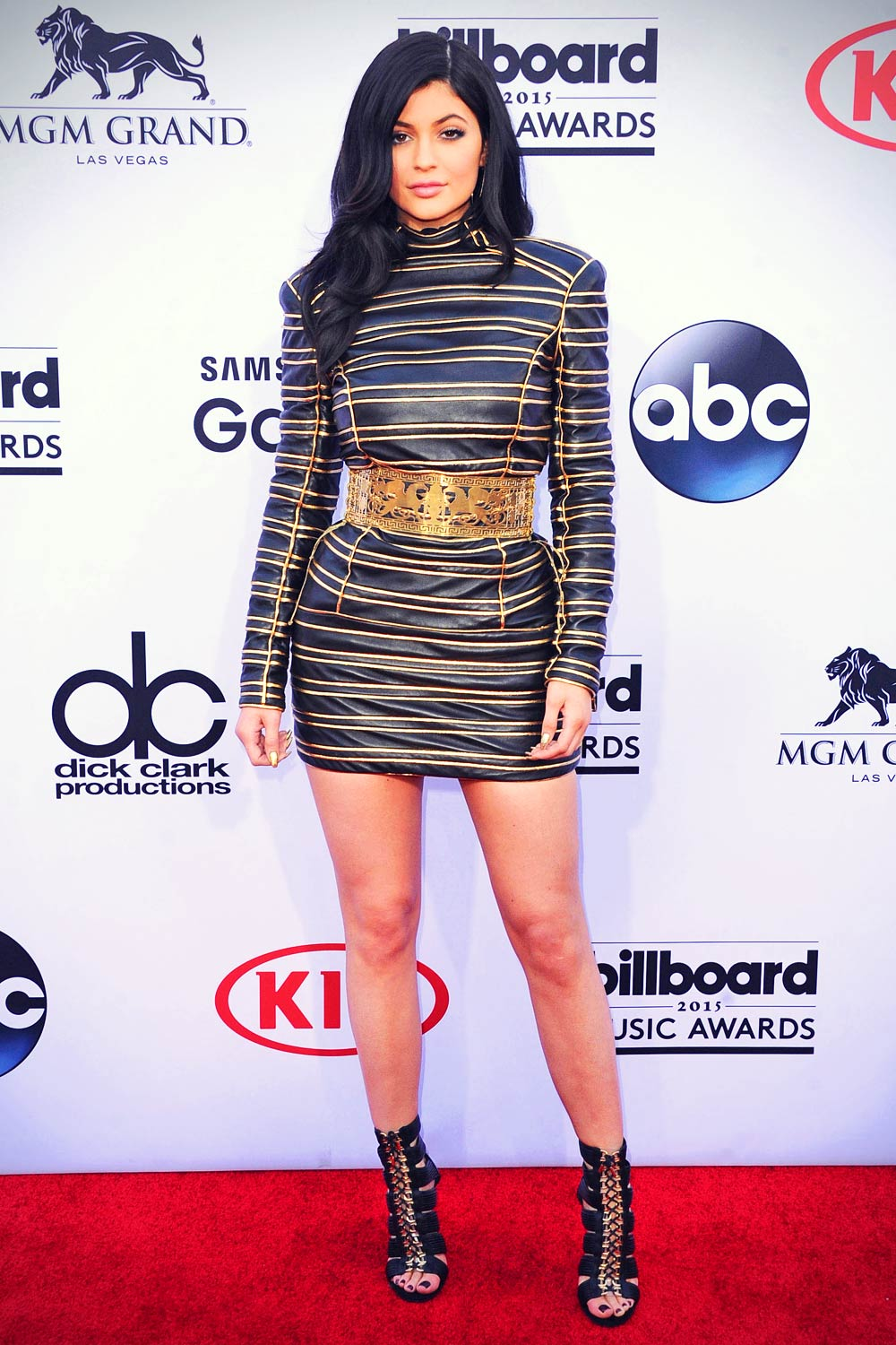 Kylie Jenner attends the 2015 Billboard Music Awards