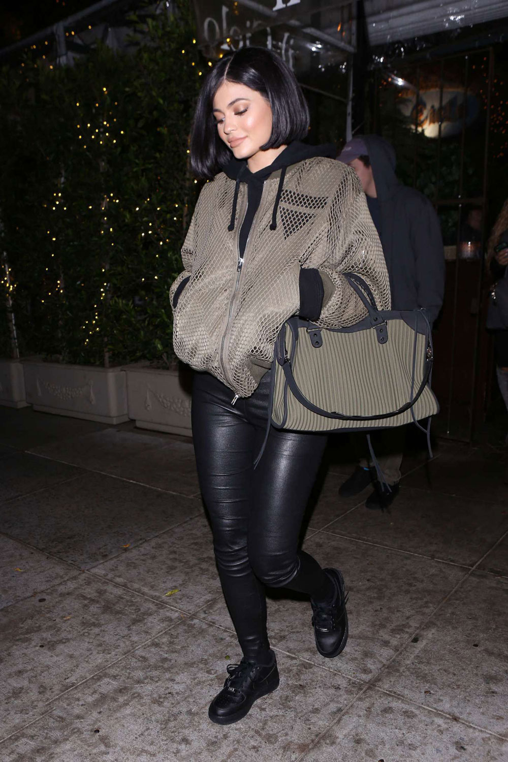 Kylie Jenner out in Beverly Hills