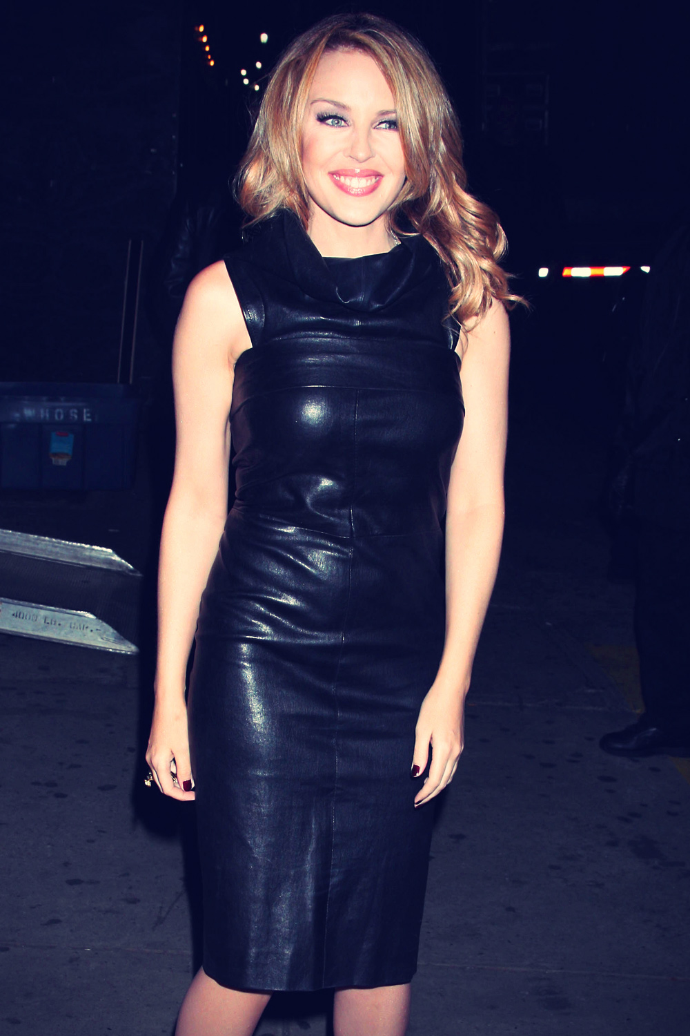 Kylie Minogue  Out in NYC