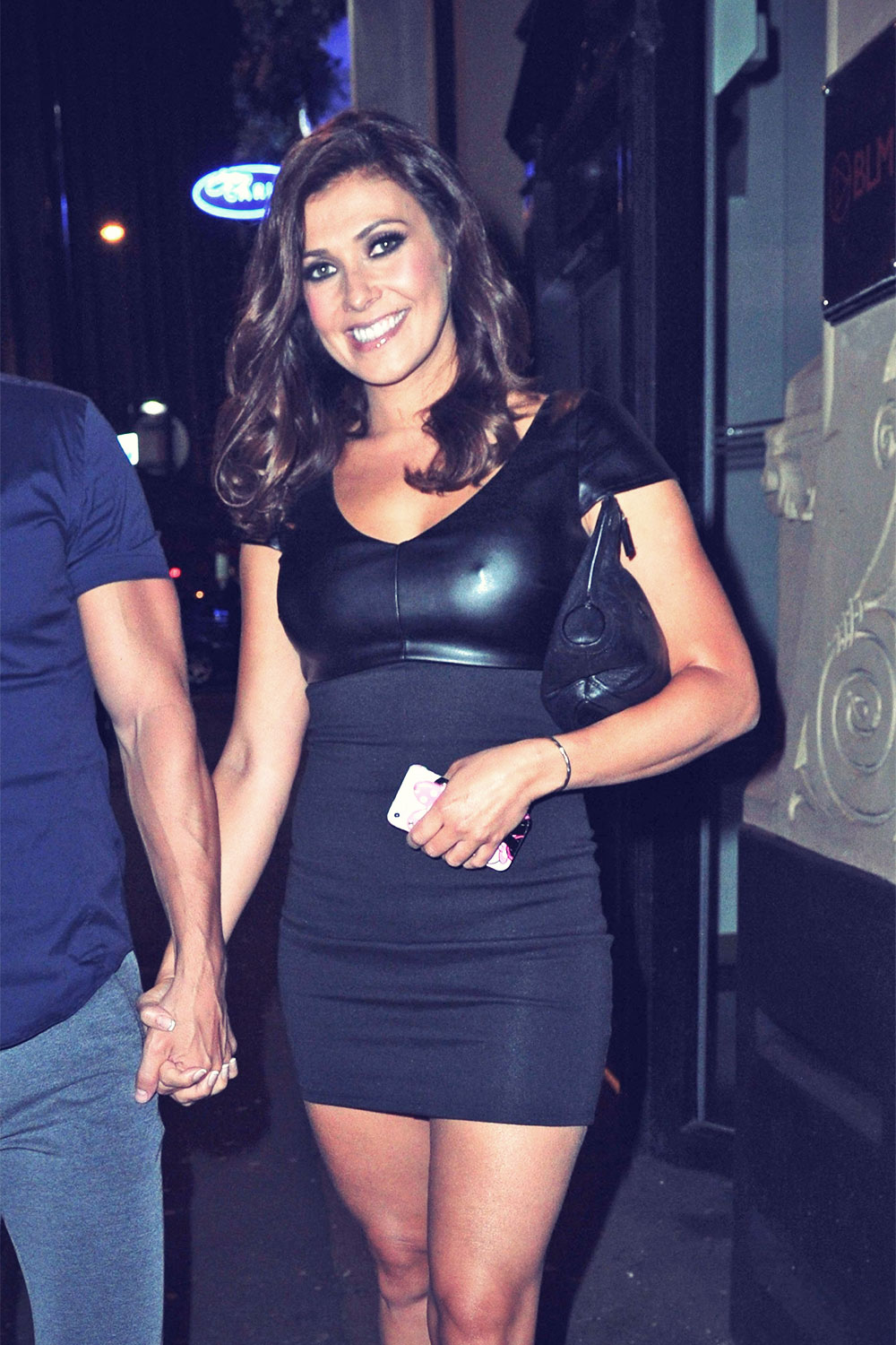 Kym Marsh at San Carlo Manchester