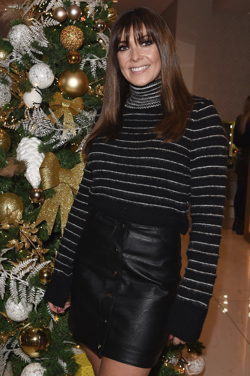 Kym Marsh attends House of Evelyn