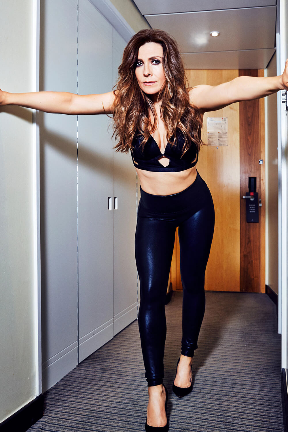 Kym Marsh - Mark Hayman Photoshoot