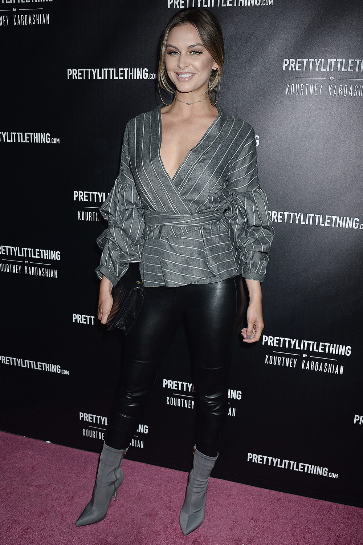 Lala Kent attends PrettyLittleThing By Kourtney Kardashian Launch