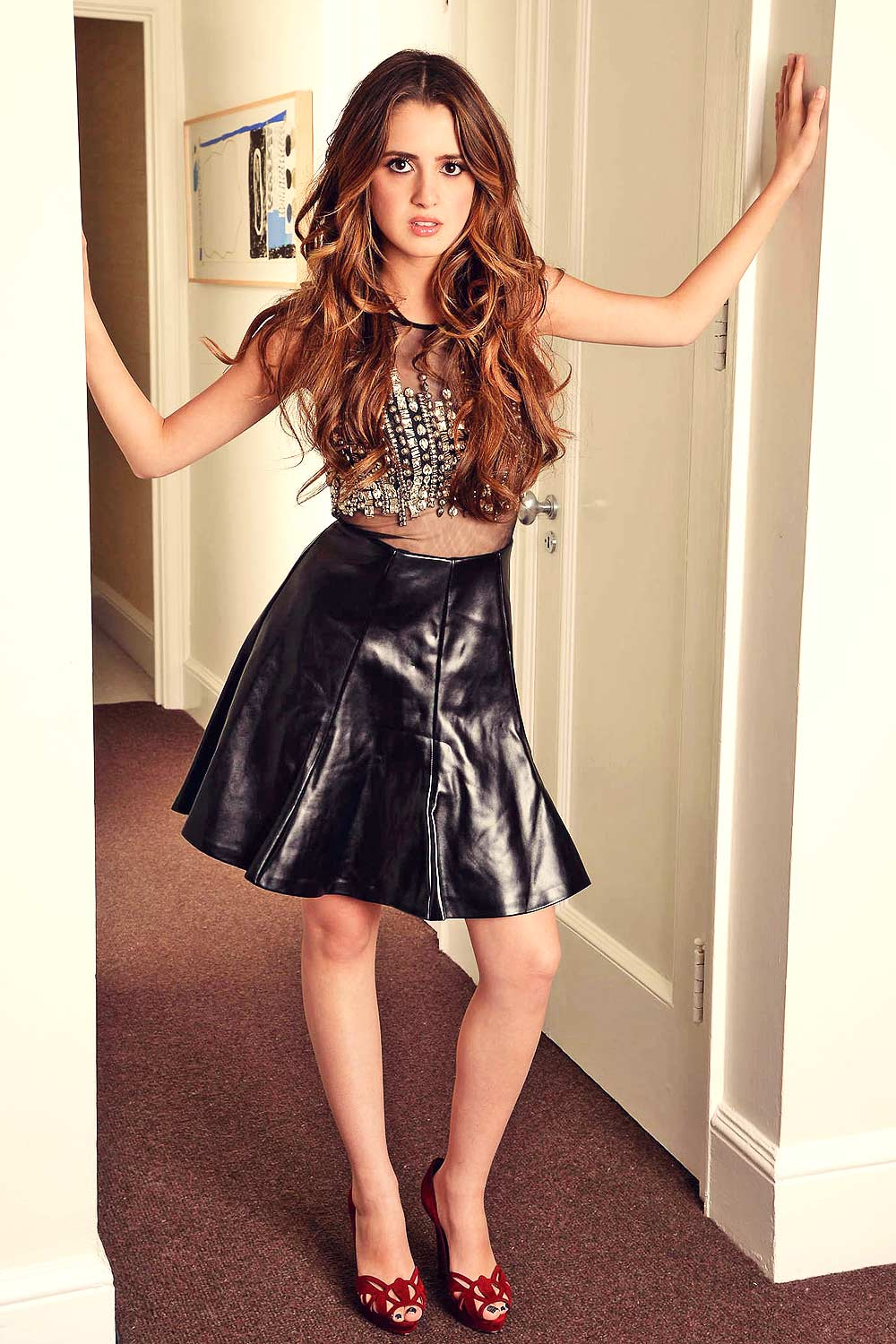 Laura Marano - Michael Simon Photoshoot