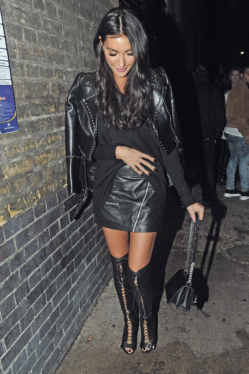 Laura Zilli at Chiltern Firehouse