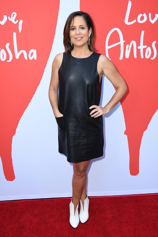 Laura Niemi attends Los Angeles Premiere Of Love, Antosha