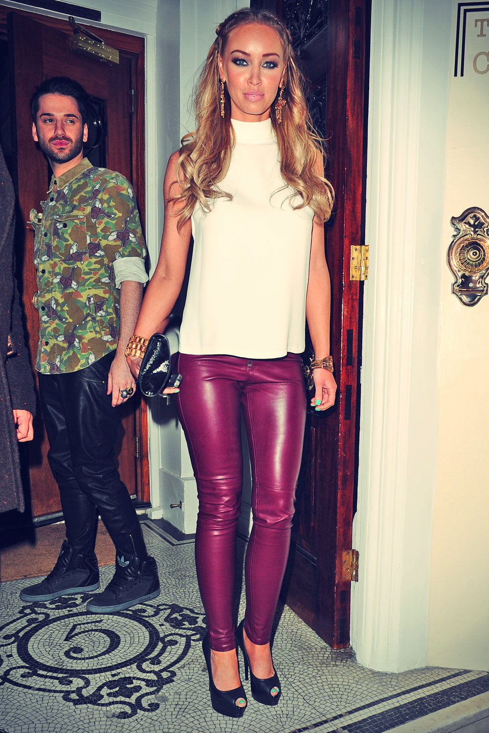 Lauren Pope attends The Only Way is Essex end of series party